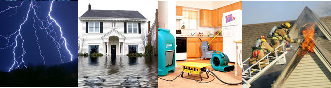 Water and fire restoration by Chicagoland Mold Doctors.